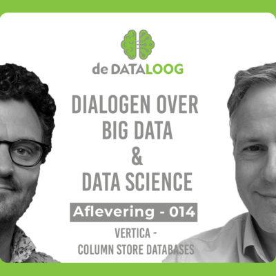 DTL014 – Vertica en de Technologie achter Column Store Databases