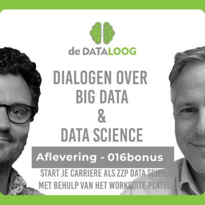 DTL016bonus –  Start je carriere als ZZP Data Scientist met behulp van het Worksuite Platform