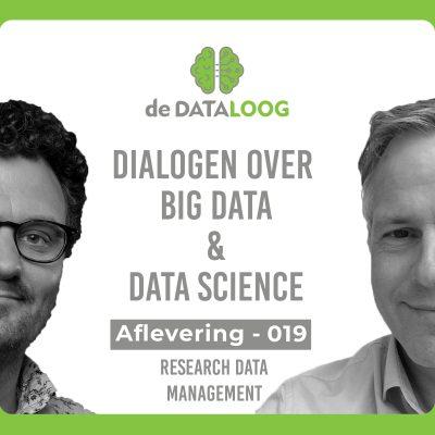 DTL019 – Research Data Management
