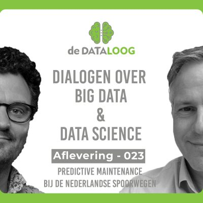 DTL023 – Predictive Maintenance deel 2 – van conditioned based naar predictive bij de NS