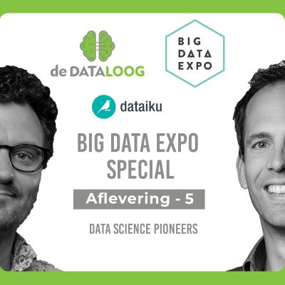 DTL– Big Data Expo special 5 – Data Science Pioneers