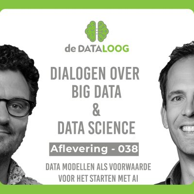DTL038 – Data modellen als voorwaarde om te starten met AI
