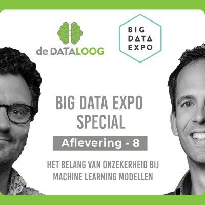DTL– Big Data Expo special 8 – Het belang van onzekerheid bij ML modellen