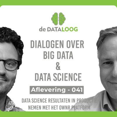 DTL041 Data Science resultaten in productie nemen met het ownR platform