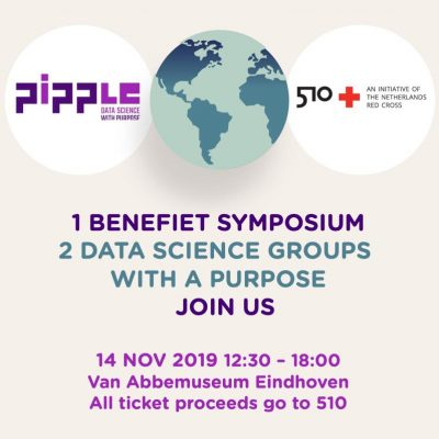 Pipple Benefiet Symposium: Data Science with a Purpose
