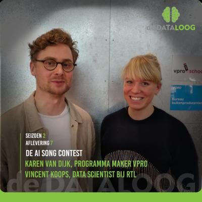 DTL S2A7 De AI song contest van de VPRO ism 3FM en NPO
