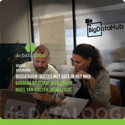 DTL S2E13 BigDataHub – Succes met data in het MKB