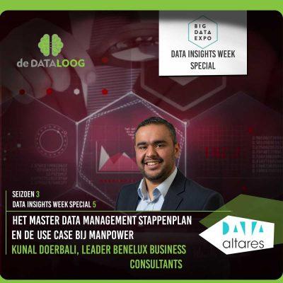 DTL S3DIW Special – Het Master Data Management stappenplan en de toepassing ervan bij Manpower