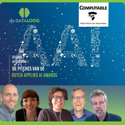 DTL S3A5 – DE pitches van de Dutch Applied AI Award