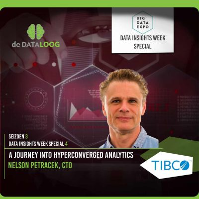 DTl S3DIWSpecial – A journey into Hyperconverged Analytics with TIBCO