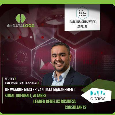 DTL S3DIW Special – De waarde van Master Data Management