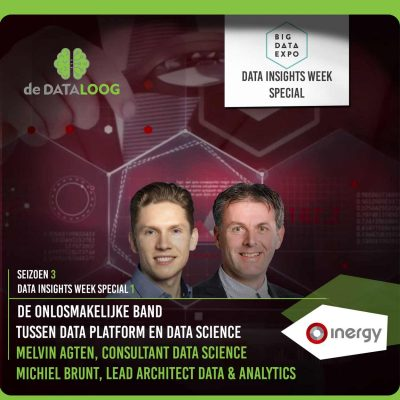 DTL S3DIW special – Partners in crime: de onlosmakelijke band tussen data platforms en data science