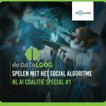 DTL jij en AI 1 - Spelen met het sociale algoritme
