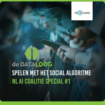 DTL jij en AI 1 – Spelen met het sociale algoritme