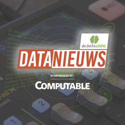 Datanieuws met Computable – 4 april 2020