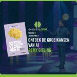 Remy Gieling bespreekt zijn boek Groeikansen met AI in De Dataloog podcast